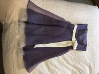 Alfred Angelo Bridesmaid Dress. Lilac. Size 10.