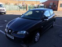 2008 Seat Ibiza 1.4 Diesel Good and Cheap Runner with history and mot ( Car is tax free)