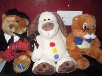 A collection (x3) of Teddies (Immaculate Condition)