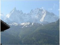 Lovely Chamonix city center apartment to rent, Skiing available after April 08 and Spring and Summer