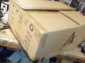 10 10x 10pcs flattened 540x445x245 mm cardboard boxes TEL 07723053112