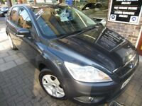 FORD FOCUS 1.6 Style 5dr (grey) 2009