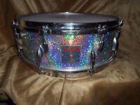 Vintage Ajax Pipper snare drum