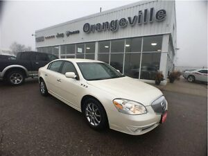 2011 Buick Lucerne CXL, HEATED LEATHER/WHEEL, 2 S