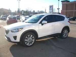 2014 Mazda CX-5 GT LEATHER ROOF CAMERA
