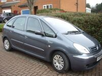Citroen Xsara Picasso Dark Grey 1.6 Petrol (Low Mileage)