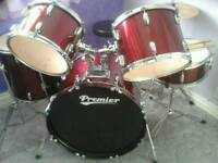 Drumkit for sale with sound pads