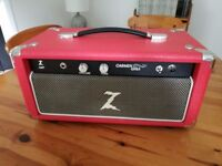 FS: Dr. Z. Carmen Ghia 18 watt head, red, excellent condition, reduced to £610.