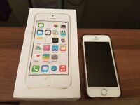 Apple iPhone 5s Gold 16Gb Unlocked Excellent Cond.