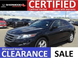 2010 Honda Accord Crosstour EX-L AWD| HEATED LEATHER| HOMELINK|
