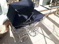 SILVERCROSS COACH BUILT PRAM FOR BABY