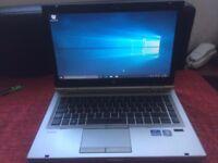 HP ELITEBOOK 8460P CORE i5 LAPTOP 2.60 GHz SPEED | 500 GB HDD.