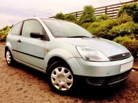 A Mere 3500 Miles Yearly. MOT 1 Year. Opportunity For A Fiesta In Amazing Condition.