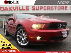 2010 Ford Mustang V6 | PONY PACKAGE | ONLY 47,069 KM'S | REMOTE