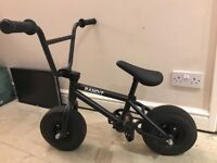 RayGar Bandit Black Mini BMX Bike