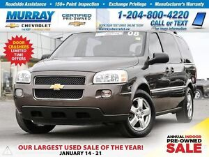 2008 Chevrolet Uplander *Cruise Control, Power Mirrors*