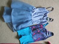 Dance Costumes/Tutu's - Only Used 2/3 in Dance Shows - Stunning Selection Available - All Ages - Ad4
