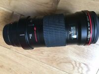 Canon Macro 180 mm EF 1:3:5 L Ultrasonic