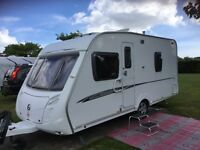 SWIFT CHARISMA 2008 MODEL FIXED BED 4BERTH WITH MOTOR MOVER