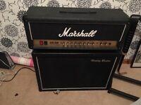 Marshall 50w Guitar Amplifier Head