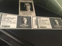 Liam Gallagher Finsbury Park, London tickets x 2