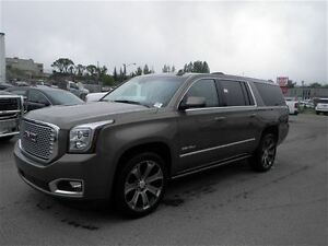 2016 GMC Yukon XL Denali | Mag. Ride | DVD Player