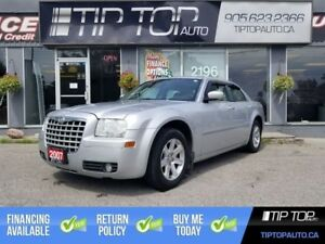 2007 Chrysler 300 Base ** Accident Free, 3.5L V6, Well Equipped