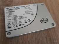 "INTEL 800GB 2.5"" 7mm SSD Solid State Drive SATA 6Gb/s, 16nm, 5 Year Warranty"