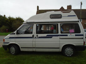 VW Volkswagen T4 Transporter camper Coachbuilt Holdsworth Campervan Motorhome