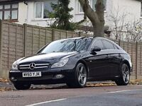 MERCEDES CLS 350 CDI, GRAND EDITION,EXCELLENT RUNNER,LOW MILAGE,FULL SERVICE HISTORY! SHOWROOM COND.