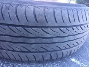 Tire with rim only $ 45 each