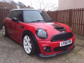 MINI R56 FACTORY JOHN COOPER WORKS