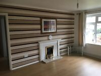Large 1 bedroom top floor Flat available immediately for rent.