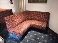 Selection of pub lounge furniture