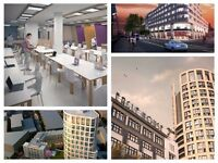 Desk Space in London | Co Working / Shared Space £199 p/m