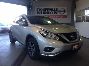 2015 Nissan Murano SL Leather Nissan CPO Low Rates