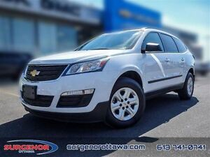 2016 Chevrolet Traverse AWD LS  - Certified - $175.22 B/W
