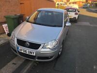 Vw polo cat d low mileage