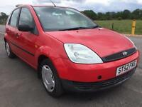 SALE! Bargain Ford Fiesta, long MOT great service history. Ready to go