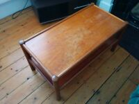 FREE: coffee table for urgent collection