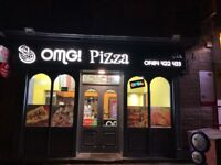 OMG PIZZA - Pizza Business for Sale