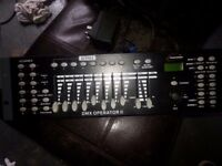 Transcension dmx light controller 2