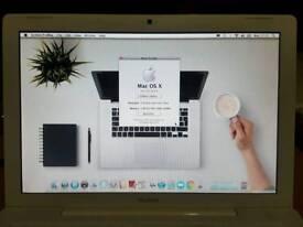 MacBook Intel 2.16Ghz 160GB Hard Drive 2GB Ram
