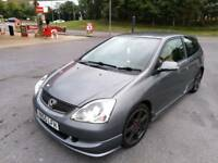 Honda Civic. 1.6 Type s Sport (type r replica) 2005