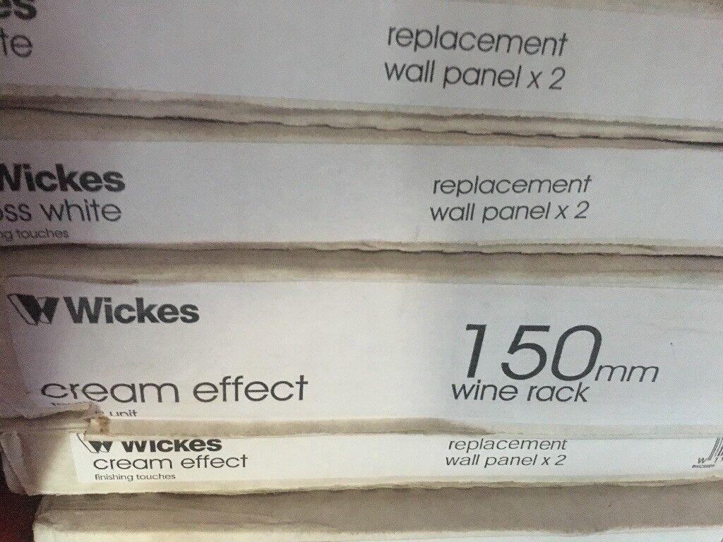 New wine racks