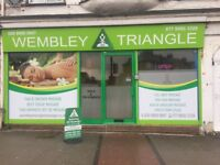 Wembley Triangle Massage