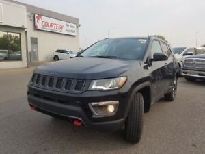 2017 Jeep Compass Trailhawk   Rear Back?Up Camera