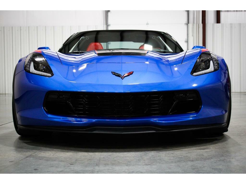 2019 Blue Chevrolet Corvette Grand Sport 2LT   C7 Corvette Photo 8