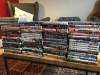 DVD Joblot (over 70 dvds)
