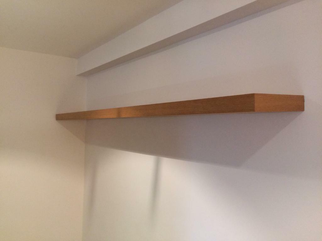 ikea lack wall shelves in redland bristol gumtree. Black Bedroom Furniture Sets. Home Design Ideas